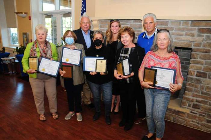 Maplewood and South Orange residents receive awards in Essex art show