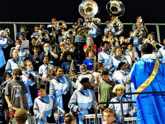 District Band Night rocks Suriano Stadium in West Orange