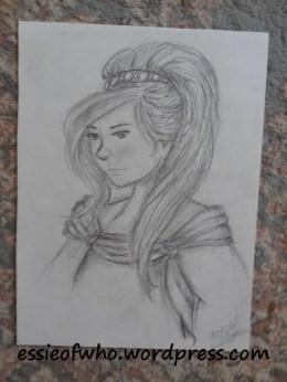 Girl with the Headband