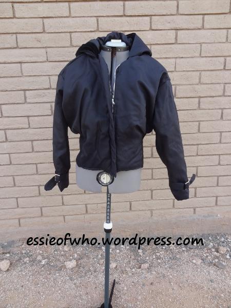 Rose Tyler Empty Child Jacket