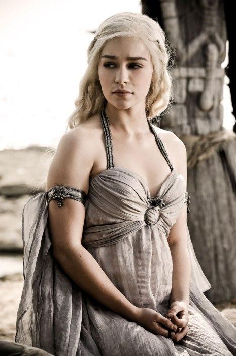 Game Of Thrones Daenerys Wedding Dress 2 Essie Of Who