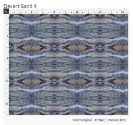 desert sand 4 fabric design