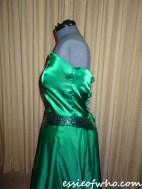 elsa frozen fever dress sequin progress (4)