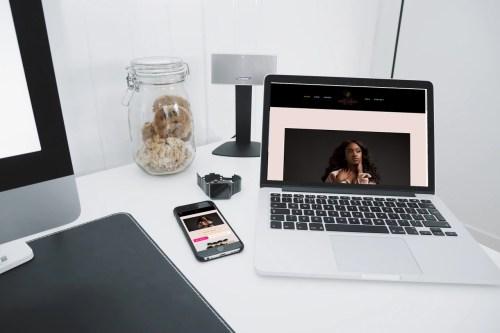 web design for female entrepreneurs