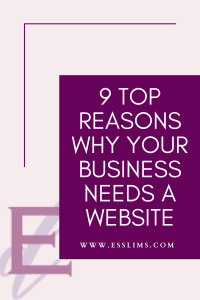 9 top reasons why your business needs a website