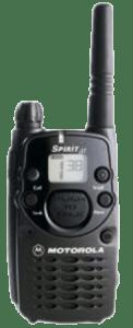 Motorola SpiritGT Two-way Radio