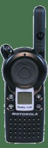 Motorola VL50 Two-way Radio
