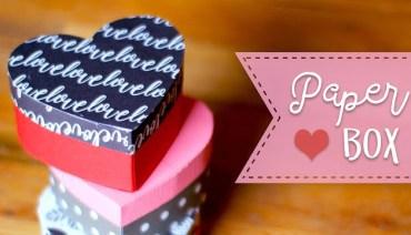 Paper Rainbow Gift Box Tutorial For St Patrick S Day Essyjae