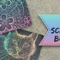 DIY Scratchboard Art Tutorial