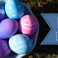 8 Fun Ways to Dye Easter Eggs!