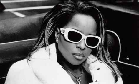 Mary J  Blige's