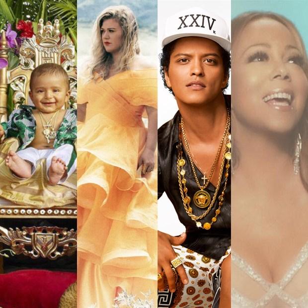 Singles of 2017