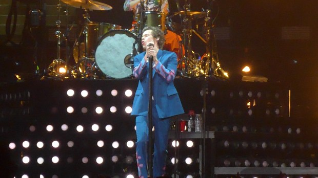 harry styles madison square garden