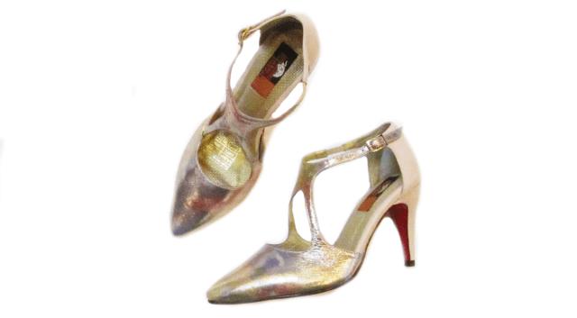 Zapatos de cuero Iluka