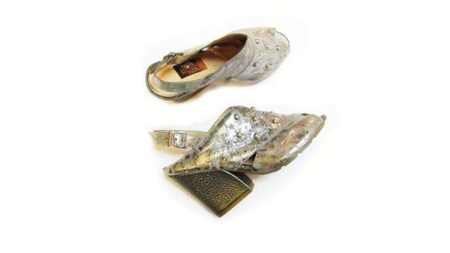 Zapatos de cuero Nerida