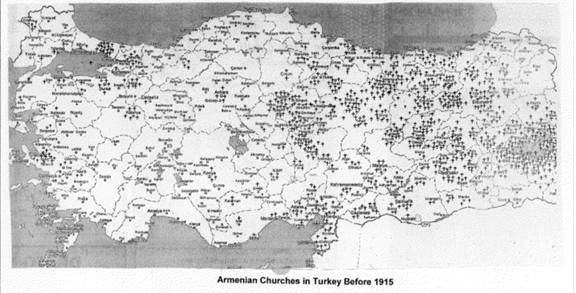 Armenian Churches, Schools
