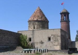 A escola Sanasaryan