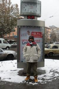 Yuri, neve Yerevan