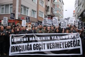 Manifestação Turquia 2