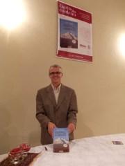 O escritor Luis C. Magaldi