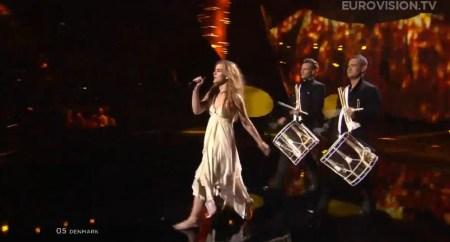 Only Teardrops, Eurovision, Denmark, Dinamarca, Emmelie De Forest