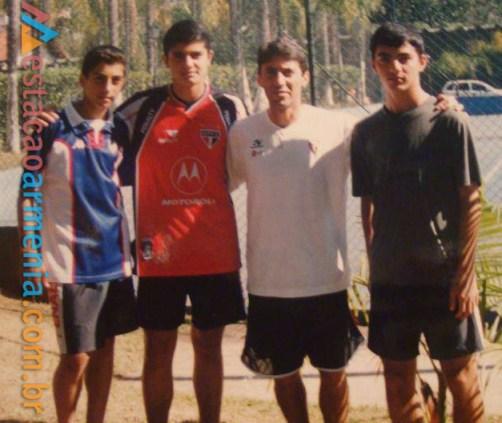 Mkhitaryan in Brazil