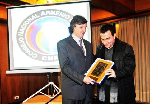 CNA, Armenia, hrant Dink, Jornalismo, Turquia