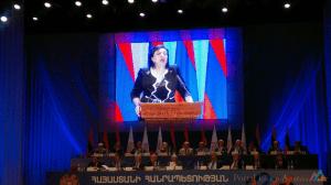 Ministra da Diáspora – Hranouch Agopyan