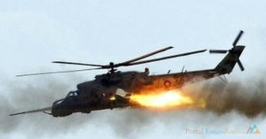 Armenian Helicopter