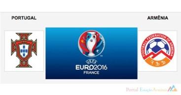 Armenia e Port EURO 2016