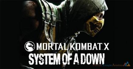 Mortal x SOAD