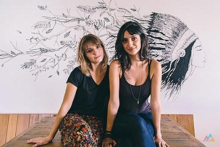 Carolina e Juliana