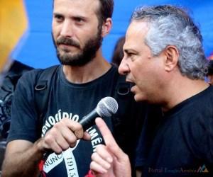 Sarkis Kalaydjian à direita