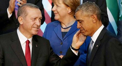 Obama-Erdogan