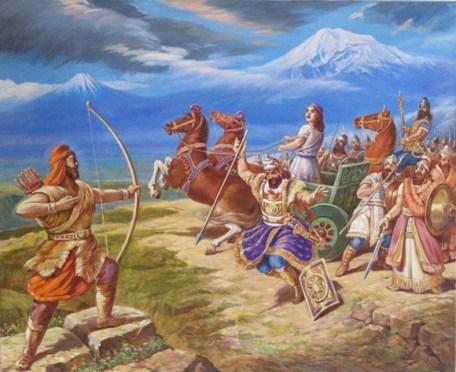 Pintura de Rubik Kocharian