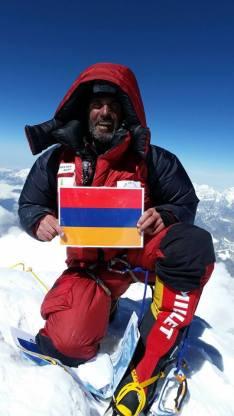 Katchadourina, Everest