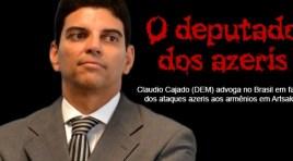 Congresso aprova moção de pesar ao Azerbaijão proposta pelo deputado Claudio Cajado (DEM-BA)