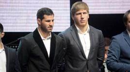 Campeões mundiais Artur Aleksanyan, Maksim Manukyan lideram os rankings de Wrestling