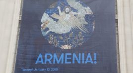 Maior museu de arte de NY apresenta exposição especial da Armênia! Veja fotos da exposição
