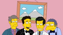 Mais personagens armênios em Os Simpsons