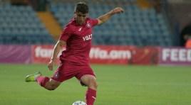 Resumo da primeira rodada da Armenian Premier League