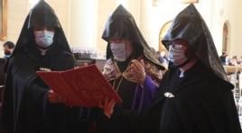 Profissionais de saúde pedem que igrejas armênias ajudem a combater Covid