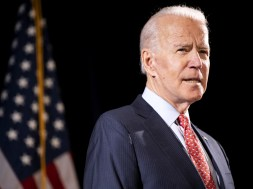 Joe Biden Delivers Remarks On Coronavirus