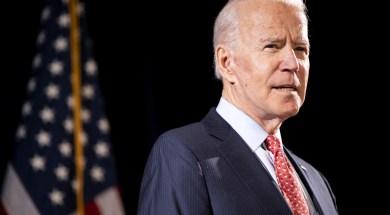 Joe Biden Delivers Remarks On Coronavirus