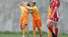 Armênia é vice-campeã do Torneio Internacional de Futebol Feminino