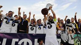 Alashkert é tetra-campeão da Liga Armênia de futebol