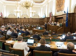 Latvia-Parliament