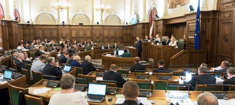Latvia-Parliament