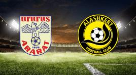 Ararat Yerevan e Alashkert disputarão o título da Copa da Armênia