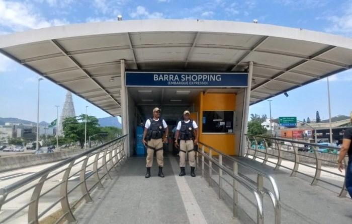 BRT na Barra da Tijuca
